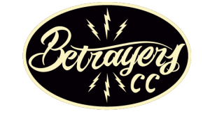 Logotipo de Betrayers Car Club