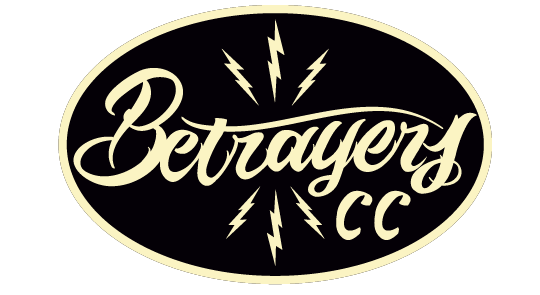 Logotipo Betrayers Car Club